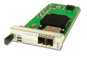 AMC Storage Module offers 12 Gbps transfer rate.