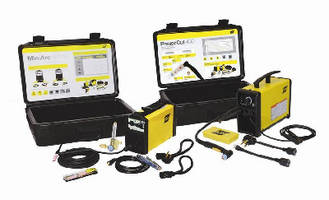 ESABS Most Portable Welding & Cutting Machines Just Got More Portable