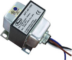 AC Power Transformers range from 40-96 V.