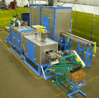 Infratrol Supplies Automated High Production Fluidized Bed Powder Coating System