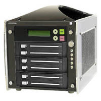 High-Speed Duplicators make copies of M2, SSD, or HDD media.