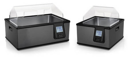 Digital Water Baths offer precise temperature control.