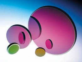Infrared Optics feature broadband anti-reflective coatings.
