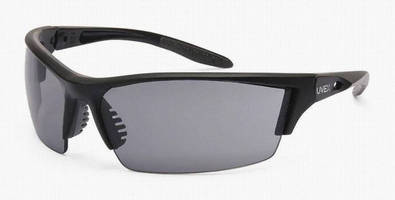 Adjustable Safety Eyewear combines impact protection, visibility.