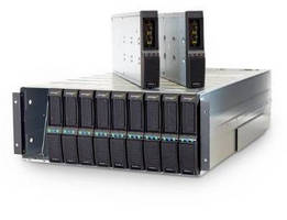 Hybrid Storage Appliance  offers virtually limitless capacity.