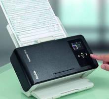 Quiet, Efficient Duplex Scanner helps enhance customer service.
