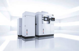 EOS Launches the EOS M 290 Direct Metal Laser-Sintering (DMLS(TM)) System to Succeed the Established EOSINT M 280 System