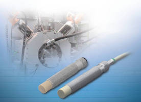 Eddy Current Sensor measures thermal extension of spindles.