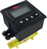 Digital Flow Transmitter uses paddlewheel technology.