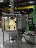 Automated Wet-Blast System features twin spindle design.