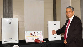 Sharp India Launches Air Purifiers Using the Miraculous Plasmacluster Ion Technology for the Next Level of Growth for Consumer Industry