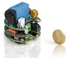 DC Servo Drive targets electric subsea thrusters.