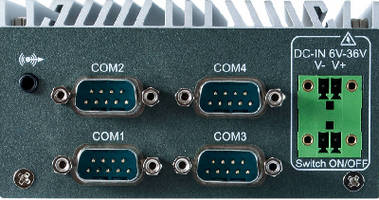 Fanless Box PCs operate in harsh environments.