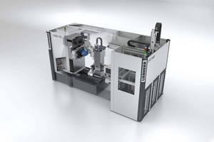 LIEBHERR to Demonstrate Robotic Bin Picking Automation