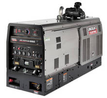 Rugged Welder/Generator employs Tier 4i-compliant engine.