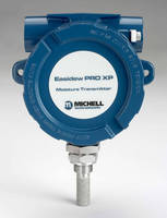 Explosionproof Moisture Transmitter carries global certification.