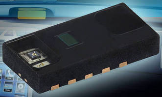 Proximity/Ambient Light Optical Sensor is AEC-Q101 qualified.