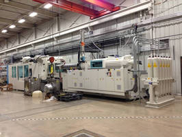 HTI Plastics Installs Large State-of-the-Art Press to Produce Natural Gas Fuel Cells