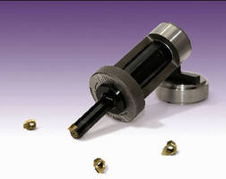 Tooling System supports broaching applications.
