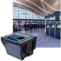 Biometric Capture System targets APC kiosks and eGates.