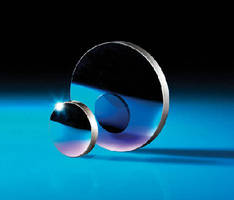 Germanium Meniscus Lenses offer spherical correction.