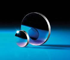 Germanium Meniscus Lenses offer spherical correction.
