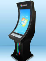 Zytronic Showcases Large Curved Multi-touch Screen Technology at InfoComm