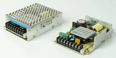 AC/DC Power Supplies ensure continuous operation.