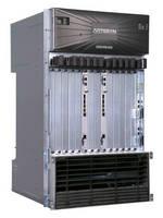 ATCA System accommodates up to 600 W per slot.