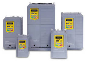 Variable Frequency Drive promotes simple, reliable motor control.