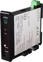 Thermocouple Transmitter offers Ethernet and 4-20 mA outputs.