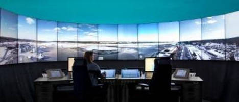 Groundbreaking News for Saab Remote Tower in Sweden