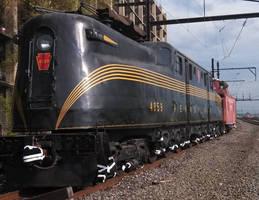 Mr. ShrinkWrap Preserves Historic Locomotive