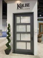 Kolbe's Custom Designed Entry Doors Deliver a Memorable Impression