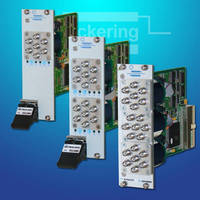 Pickering Interfaces to Showcase Latest Switching Modules and Chassis at SEMICON West in San Francisco, CA