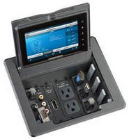 Tabletop Control System turns any room into conference room.