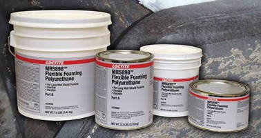 Foaming Polyurethane protects hydraulic roof supports from debris.