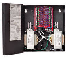 AC Power Supplies support large video systems.