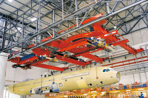 Demag Cranes Chosen for Airbus Assembly Line in USA
