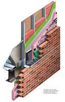Five Industry Leaders Align to Create Complete Masonry Cavity Wall System