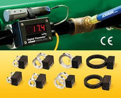 Digital Flowmeters monitor compressed air usage and waste.
