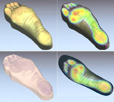 CAD/CAM Software aids design of corrective orthotic insoles.