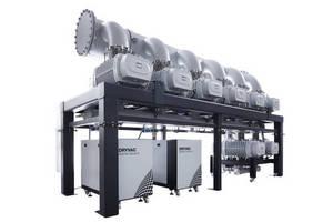 Oerlikon Leybold Vacuum Obtains ATEX Certificate for Steel Degassing Vacuum Systems