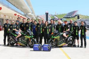 Yamaha Generators Increases Support for Tech 3 Moto Racing Team