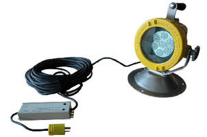 Explosion Proof Light includes inline step down transformer.