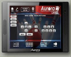 Touch Panel Control System delivers versatile connectivity.