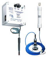 Transmitter/Receiver Pair enables wireless level measurement.
