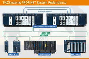 High Availability Control offers Profinet communications.