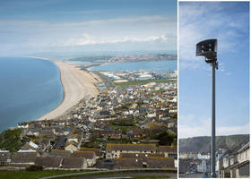 Successful Flood Alert Siren Upgrade for Chesil Beach with E2S Wide Area Signals