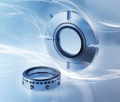 Dry Running Shaft Seals target mixers, agitators, and dryers.